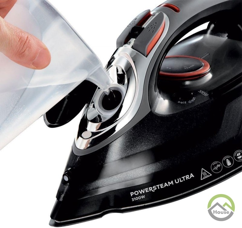 Утюг RUSSELL HOBBS Power Steam Ultra (20630-56) - 2